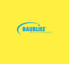 Baublies - yellow
